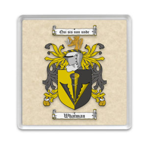 Coats of Arms (Family Crest) Coasters